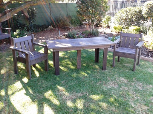 Recycled plastic garden furniture south africa home office furniture Furniture made from recycled plastic